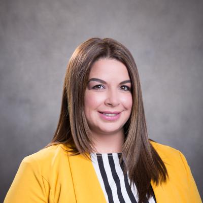 Brenda Lee Soto Director, Quality Control